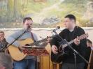 Посещение баптистской церкви в Дубно