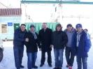 Поездка в исправительную колонию в Дубно в марте 2013