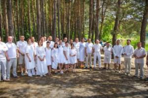 Хрещення 4 липня 2020 та 5 червня 2021. Київська та Макарівська християнські Церкви.
