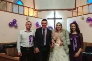 Венчание Артема и Валентины