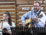 Семья Воробей 2 песни прославления