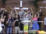 Выступление деток на День благодарения 15.09.2019