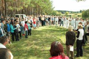 Водное крещение, 17 сентября