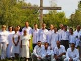 Крещение в КХЦ 1 сентября 2012 года